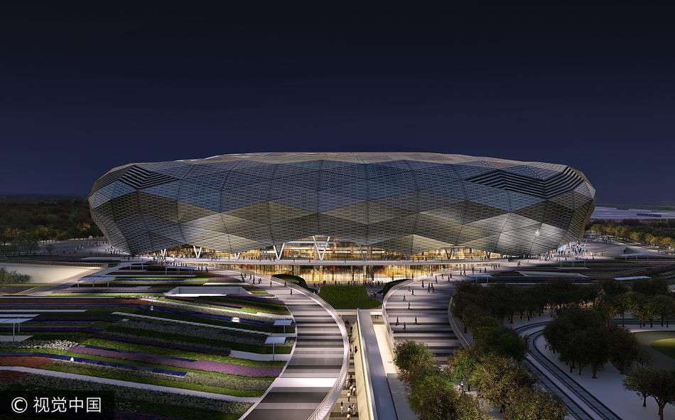 2022卡塔尔世界杯体育场设计图 极尽奢华2020年完工